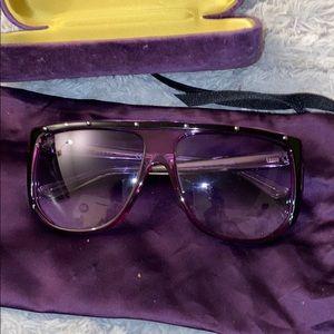 Gucci large sunglasses